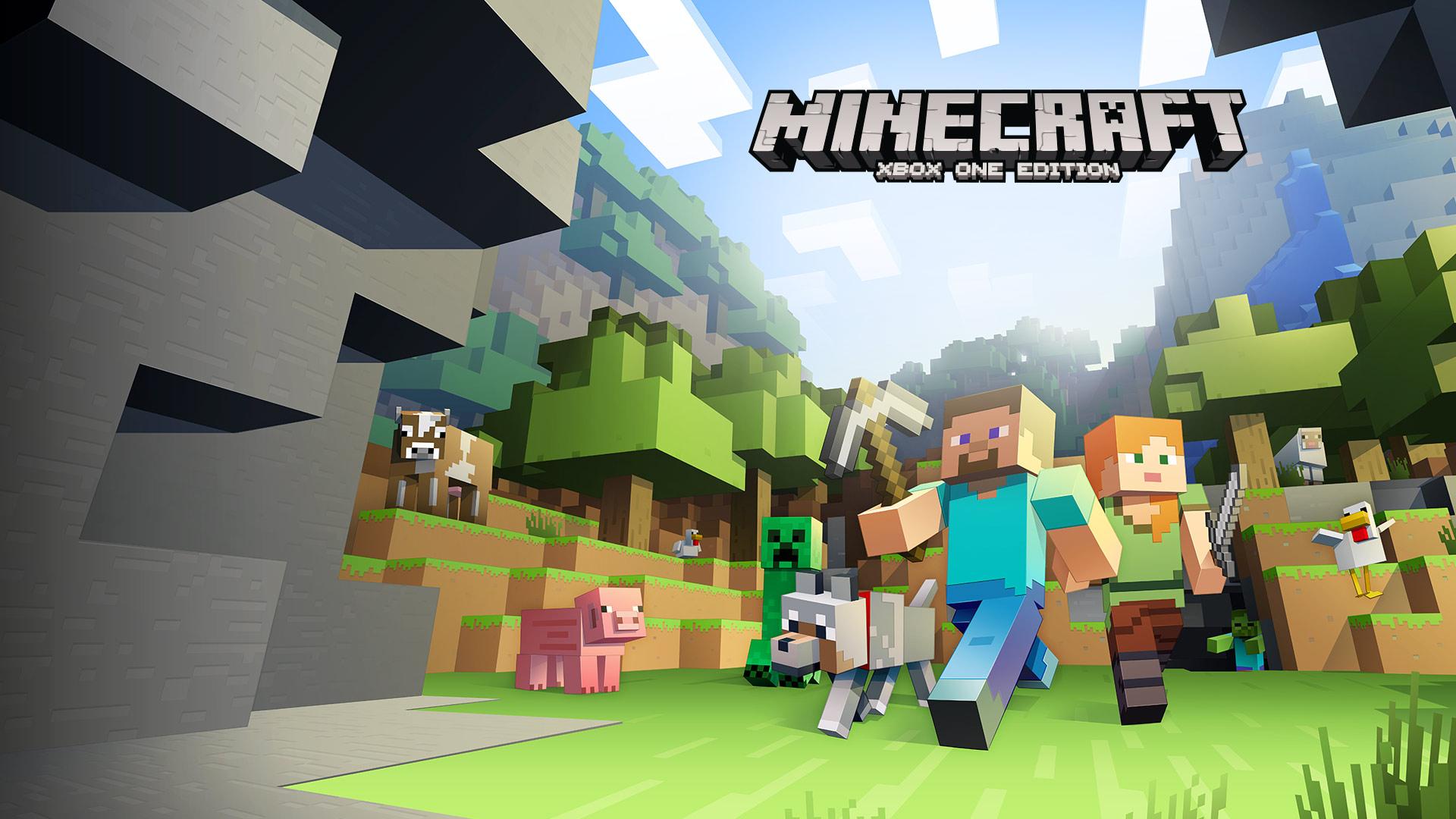 Minecraft hero