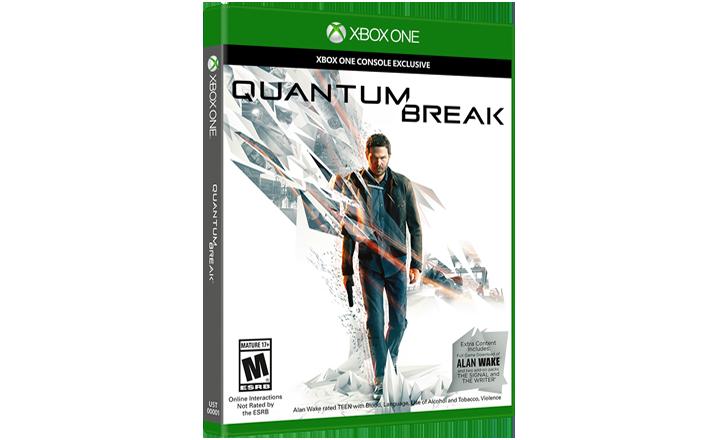 Quantum break box shot