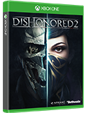 Dishonored 2 box shot