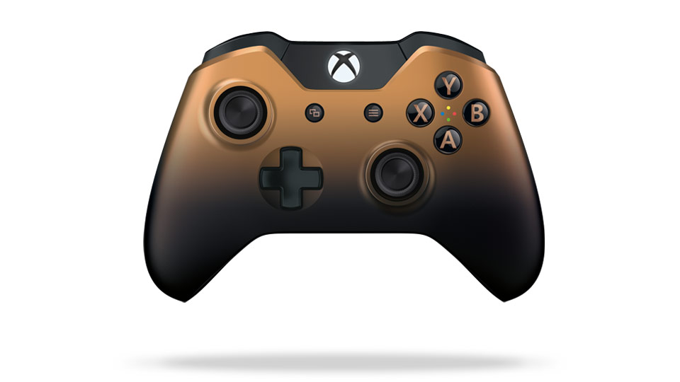 Copper controller front