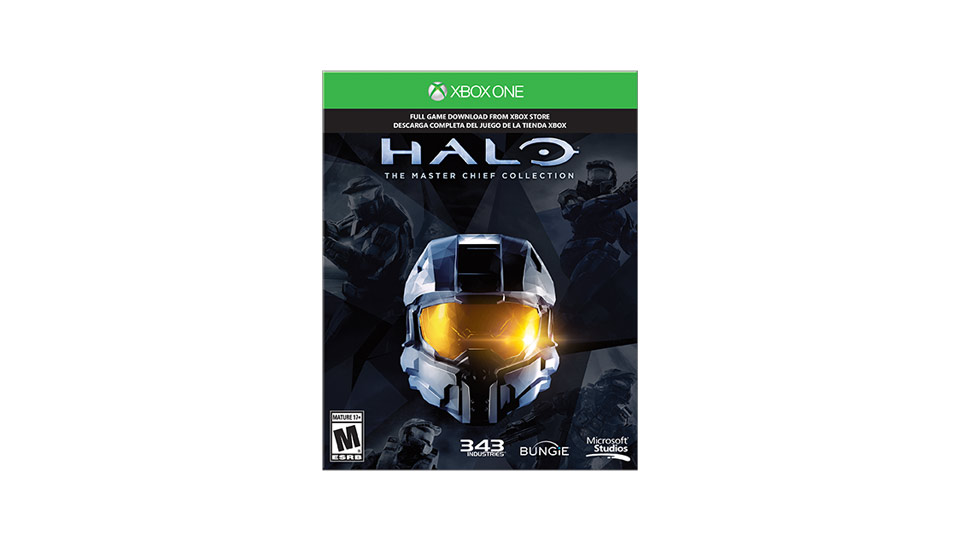 Halo The Master Chief Collection box shot