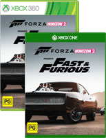 Forza Horizon 2 Presents the Fast and Furious on Xbox One and Xbox 360