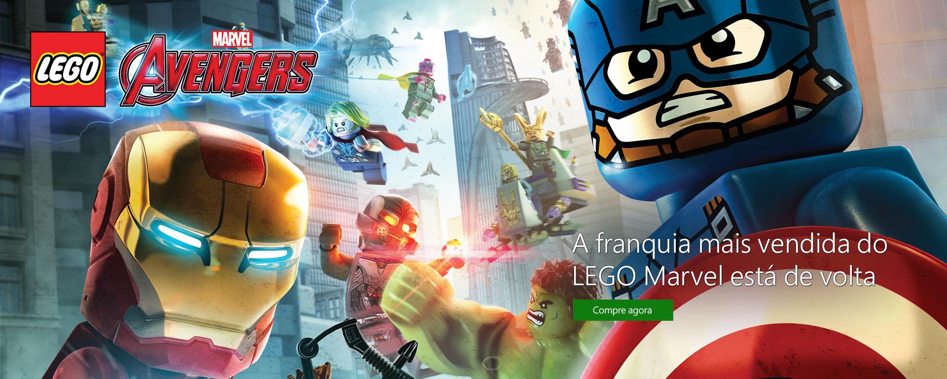 Lego Avnegers