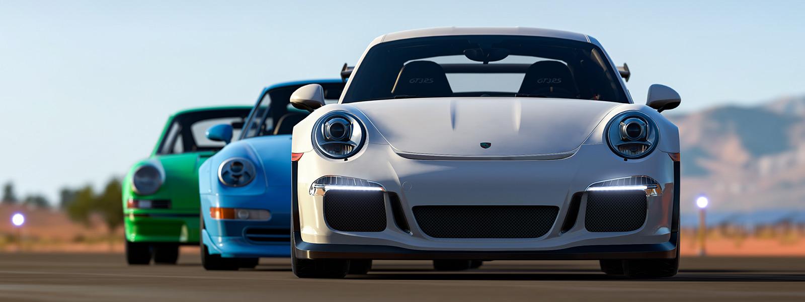 Pacchetto auto Porsche
