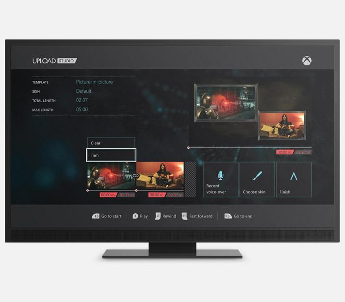 Xbox Live Gold Upload Studio