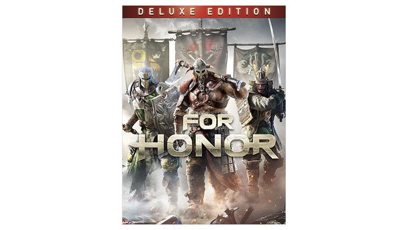 For Honor Deluxe Edition – Verpackung