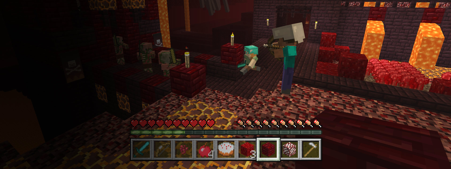 Minecraft more fun with friends