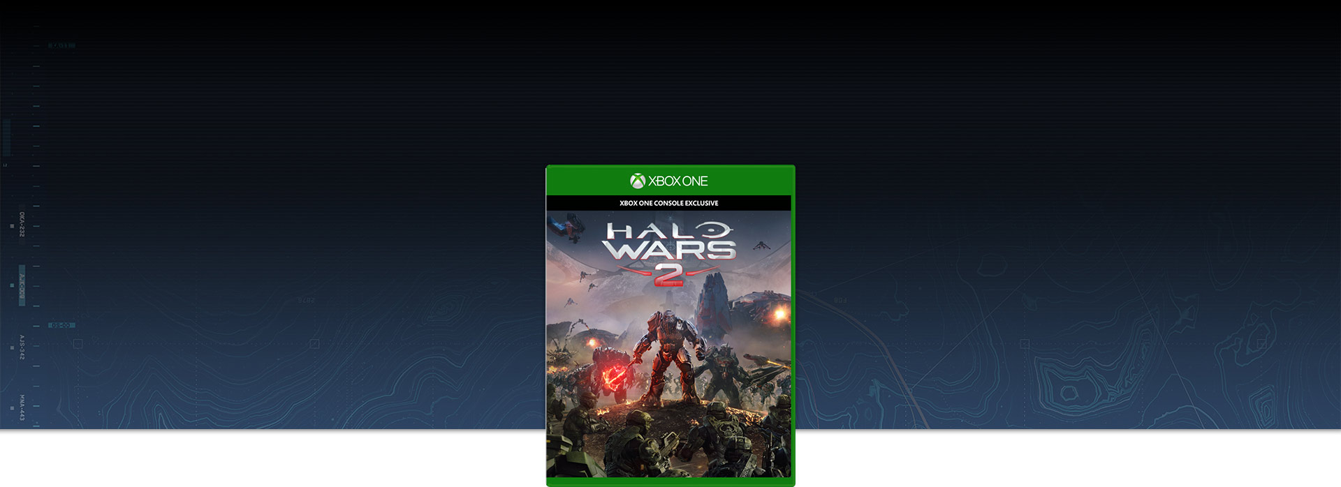 Halo Wars 2 Boxshot