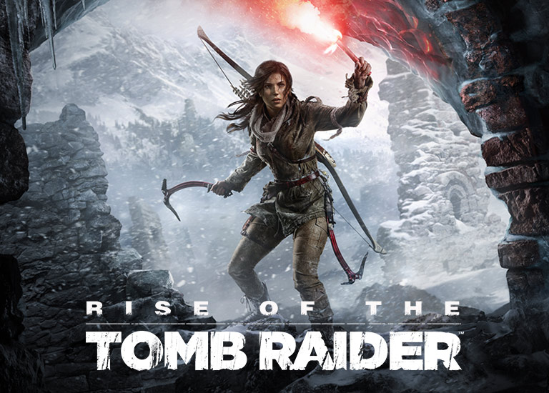 Rise of the Tomb Raider hero image