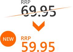 RRP 59.95