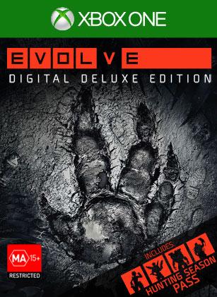 Evolve Digital Pro Edition box shot
