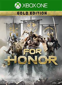 For Honor Gold Edition boxshot