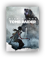 Rise of Tomb Raider Box Shot