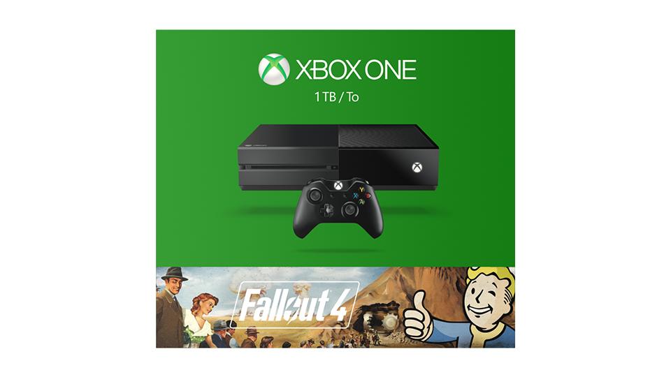 Fallout 4 Xbox One Box shot