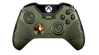 Xbox One LE Halo 5: Guardians - the Master Chief Wireless Controller