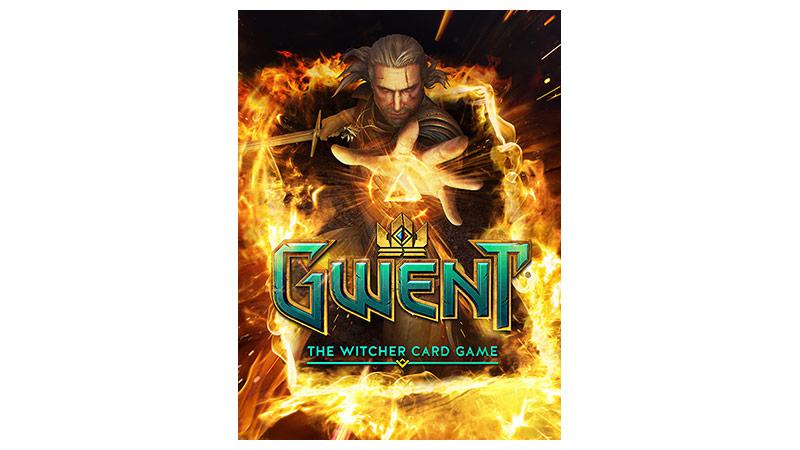 Obrázek krabice hry GWENT