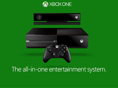 A New Generation Revealed - Meet Xbox One