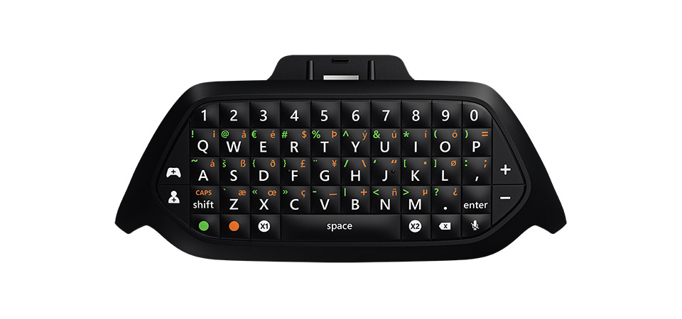 Xbox Chatpad hero