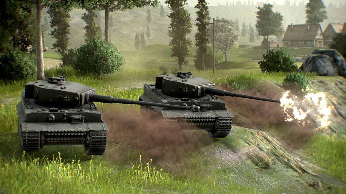 German Tigers