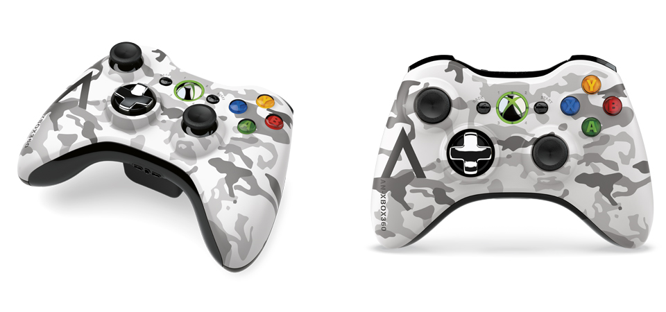 Arctic Camouflage Controller