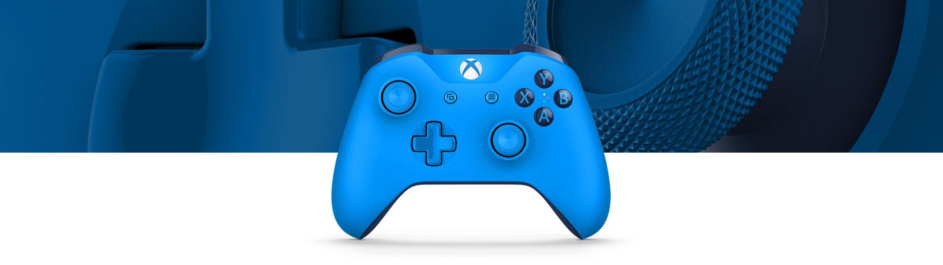 Controller Wireless Blu