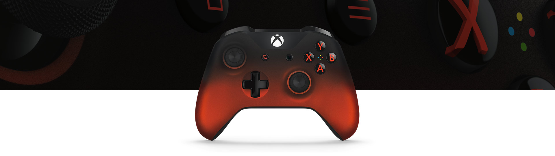 Xbox Wireless Controller – Volcano Shadow Special Edition