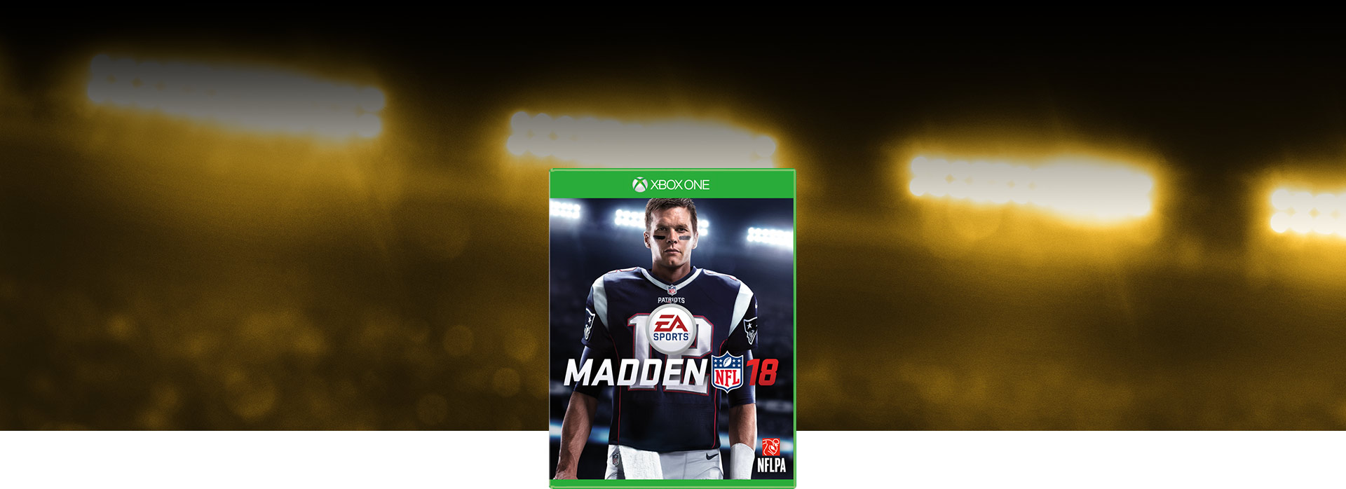 Madden NFL18 – Verpackung