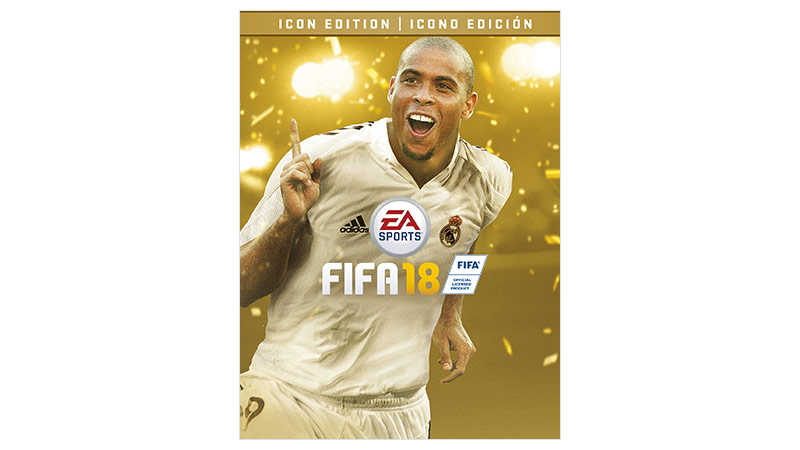 FIFA 18 édition Icon