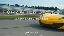 Forza Motorsport 5 FilmSpeed ESPN TV commercial