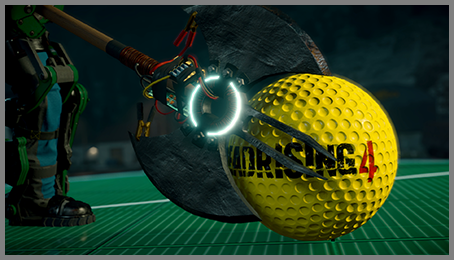 DLC Super Ultra Dead Rising 4 Mini Golf