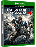 Gears of War 4 box shot