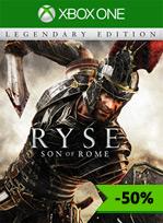 Ryse: Son of Rome Legendary Edition box shot