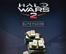 100 pacotes Blitz do Halo Wars 2