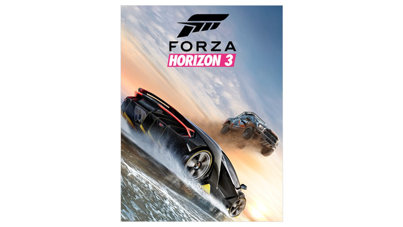 Forza Horizon 3 Standard Edition box shot