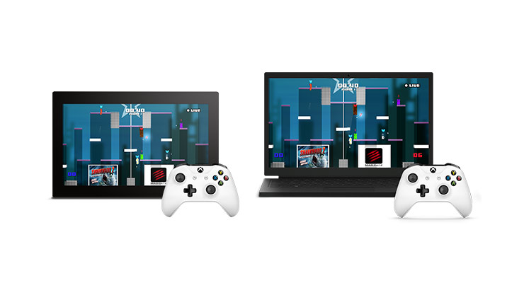 Xbox One Xbox Play Anywhere