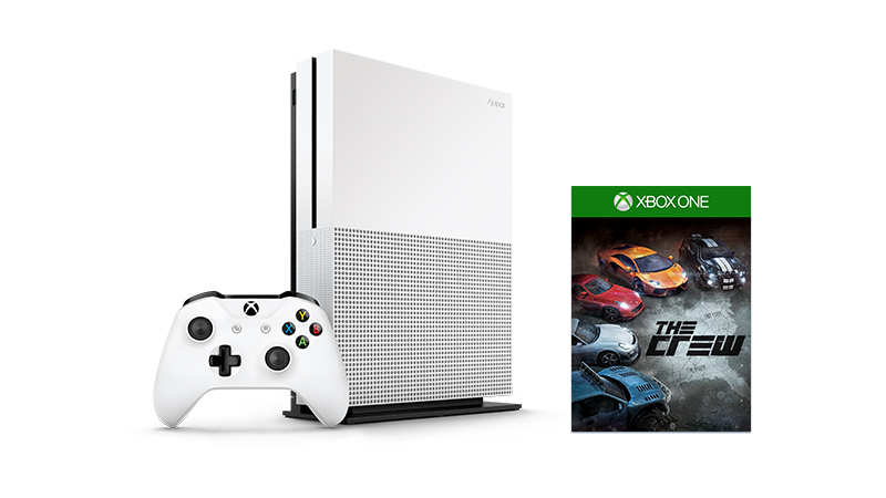 Save up to $50 + free game with Xbox One S