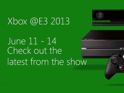 Xbox @ E3 2013 - Check out the latest from the show