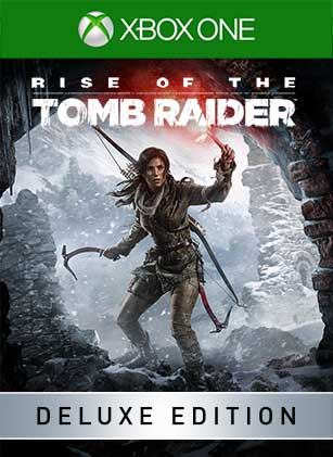 Rise of the Tomb Raider – издание Deluxe