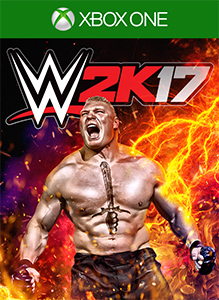 WWE 2K17 boxshot