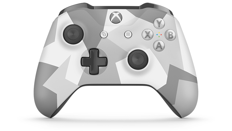 Xbox Wireless Controller – Winter Forces Special Edition
