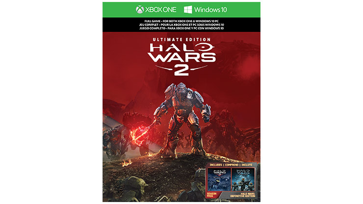 Halo Wars 2: Ultimate Edition boxshot