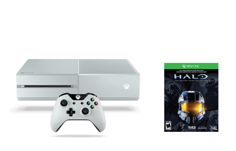 Xbox One Special Edition Halo Master Chief Collection Bundle