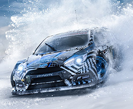 Blizzard Mountain για το Forza Horizon 3