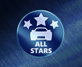 Pacote Forza Horizon 3 Motorsport All-Stars