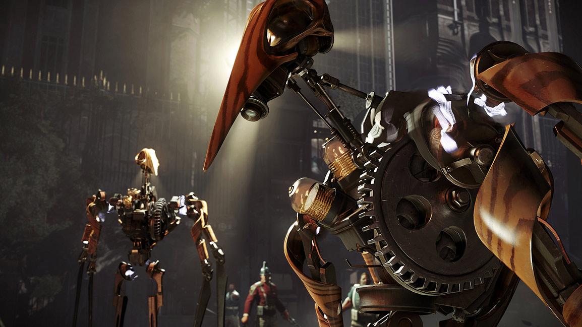 Clockwork-soldater