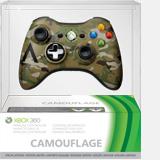 Xbox 360 Camouflage Wireless Controller xbox shot