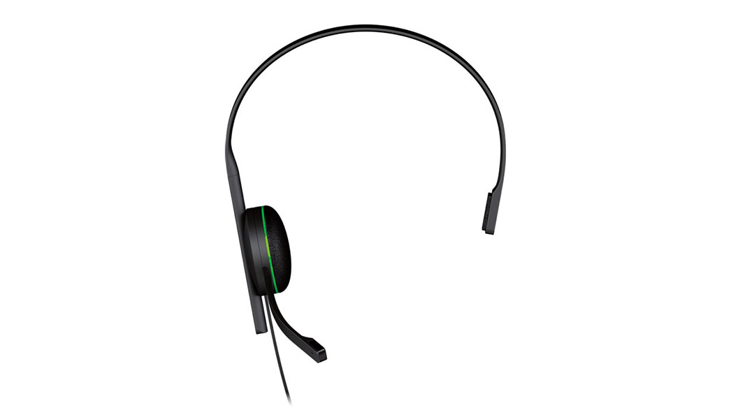 Xbox Chat Headset front view