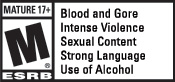ESRB Rating Mature