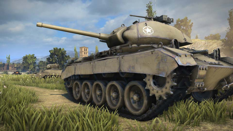 World of Tanks on Xbox One screen 3