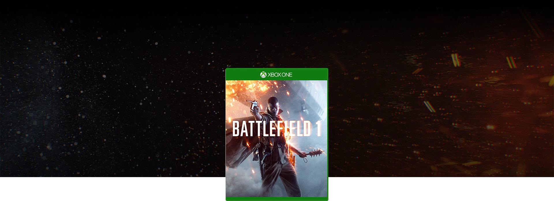 Immagine della confezione di Battlefield 1